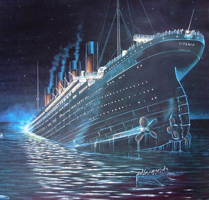 Crisis management: Titanic case : PR Pret-a-Porter
