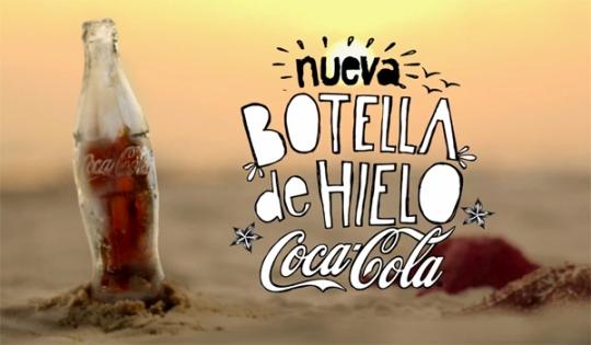 icebottle coke